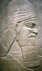 Ассирия и Вавилония. Прически, украшения, косметика