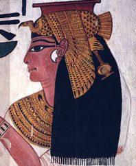 Древний Египет. Прически, украшения, косметика
