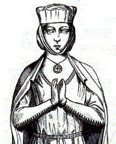 Филле, легкая шляпа 13-ого столетия