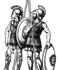 Наемные войска в войнах Древней Греции