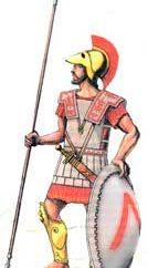 Развитие тактики греческой фаланги