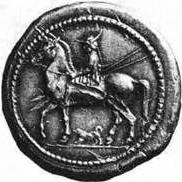 Доспех и защитное снаряжение всадников (V-IV в.в. до н.э.)