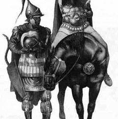 Анализ вооружения македонской конницы