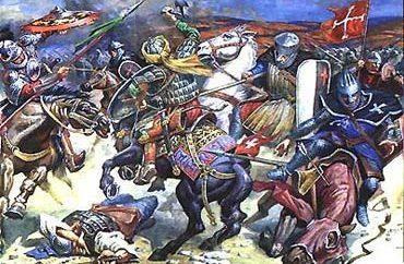 Битва за Акру. 1291 год