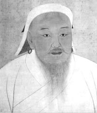 Монгольский халат