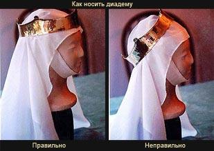 Обыкновенно-необыкновенный платок (Головное покрывало)