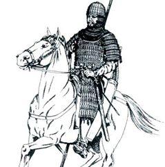 Доспех древнетюркского знатного воина. Предположительная Реконструкция