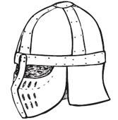 Шлем для викинга, крестоносца и всех-всех-всех…