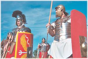 Личные и родовые имена римлян