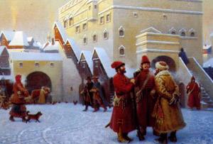 Хронология Киевской Руси