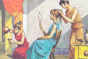Одежда рабов и бедняков Древнего Рима