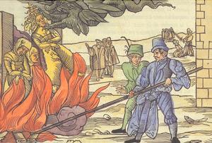 Что было до инквизиции?
