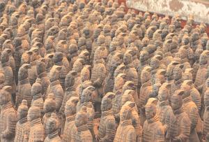 Постоянная армия династии Мин