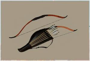 Ассиметричный лук