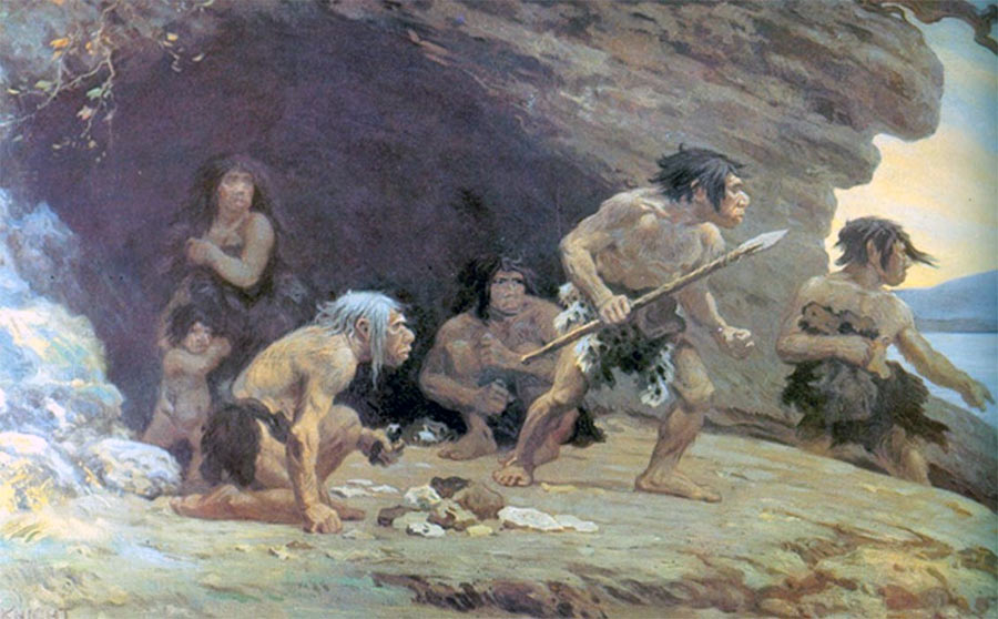 болезни эпохи неолита
