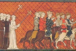 Крестоносцы в Константинополе