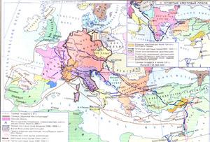 Завоевание Константинополя турками