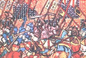 Историческая справка (5 Крестовый Поход)