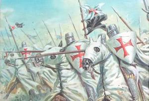Духовно-рыцарские ордена и эпоха крестовых походов