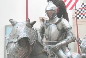 Турнир в Позднее Средневековье