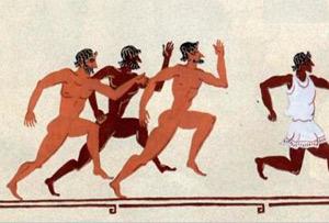 Спортивные развлечения и игры в Древнем Риме