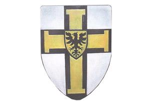 Епископства и города тевтонского ордена