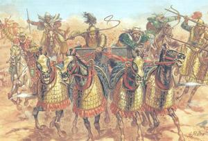 Из сасанидской «Книги установлений»