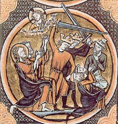 Людовик VII и Конрад III