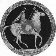Конница Греции - организация и тактика