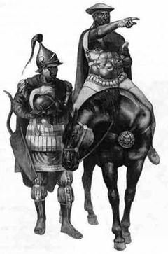 вооружение македонской конницы