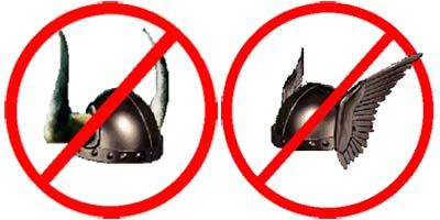 Шлем викинга?
