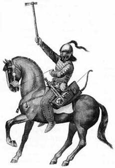 Скифы. Первые конные кочевники