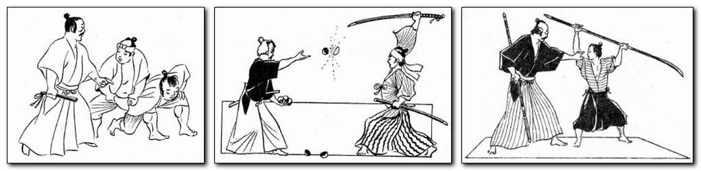 Развитие японских боевых искусств, взгляд сквозь время (будзюцу и будо)