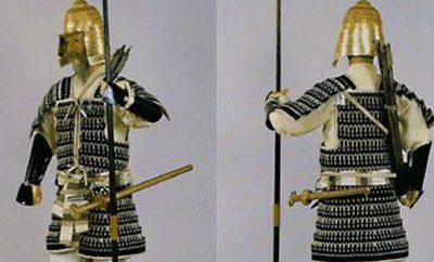 Кэйко - обеспечивает воину очень хорошую защиту, однако для пешего боя годится мало - слишком тяжел