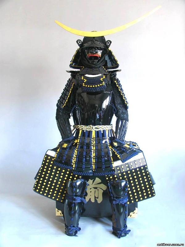 Классический самурайский доспех - оёрой