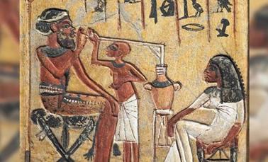 Древние Египтяне и… пиво