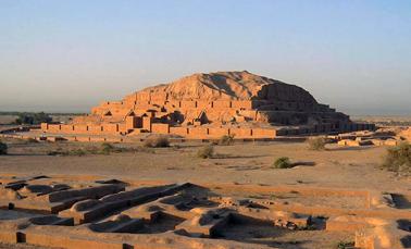 Древний Элам — древнейшая цивилизация на территории Ирана