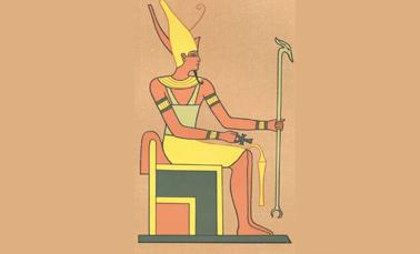 Боги и богини Древнего Египта