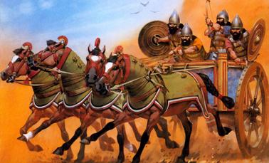 Армия и военное дело Ассирии