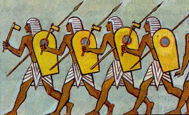 Военное дело Древнего Египта