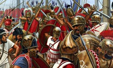 Сицилийские войны между Карфагеном и Грецией