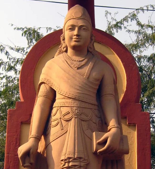 Чандрагупта Маурья - основатель индийской империи Маурья