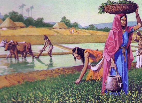 Рабство в древней Индии