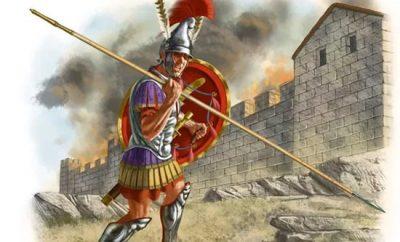 Смерть Александра Македонского и «большая политика» его приемников