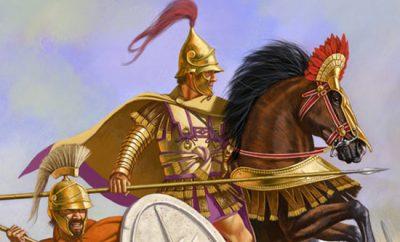 Распад империи Александра Македонского