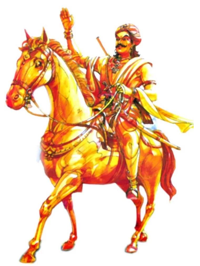 Кшатрий - представитель индийской касты воинов
