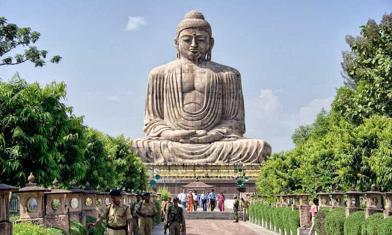 Буддизм в Индии