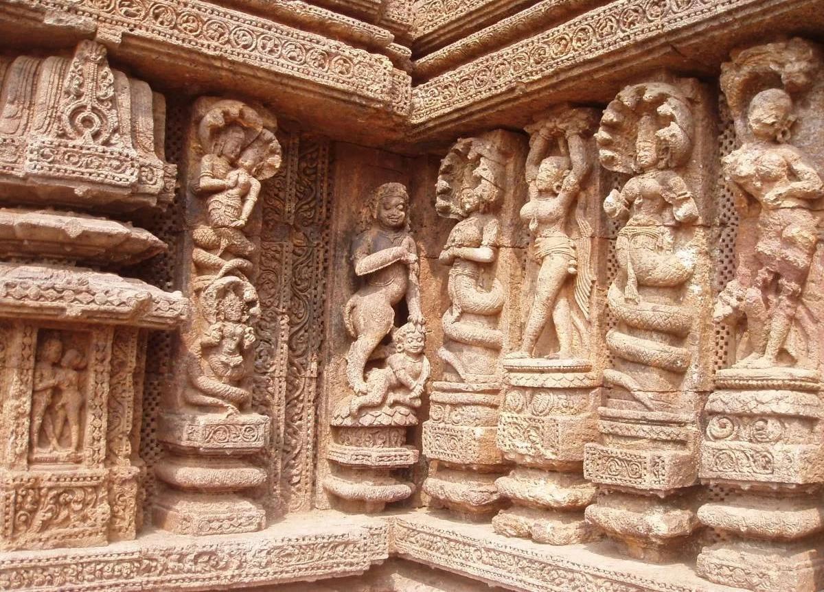 Вот чего не отнять у индийцев - так это талант к архитектуре