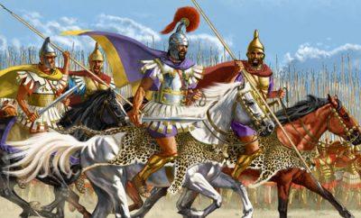 Организация македонской армии