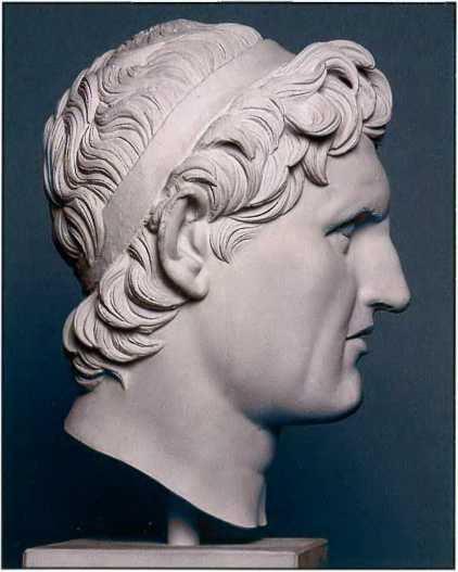 Селевк I Никатор - в прошлом телохранитель Александра Македонского, впоследствии - властелин огромного госулдарства